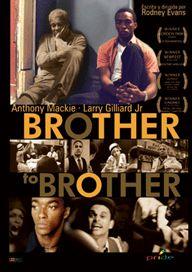 Brother to brother (2004) EEUU. Dir.: Rodney Evans. Drama. Homosexualidade. Cine independente USA – DVD CINE 1703