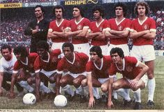Retro Football, Manchester United Football, All About Time, Soccer, The Unit, Brazil, Manga, Football Squads, Hs Sports