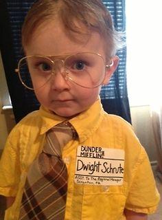 "Mini Dwight Schrute (""The Office"")"