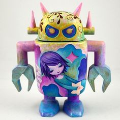 Jeremiah Ketner BossBot for GiantRobot show