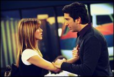 "Ross & Rachel  ""I know you love me"" The Last One"