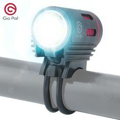 자전거 전면 빛 밝은 960 루멘 4400 미리암페르하우어 자전거 빛 U2 Led가 방수 쿨 머리띠 자전거 액세서리