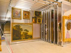 The Importance of Safely Storing Art and Artifacts