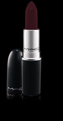 MAC Cosmetics: Lipstick in Lingering Kiss. Need to check this one out.