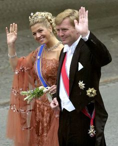 Crown Princess Máxima Picture Thread, Part 1 (April 2004 - April - Page 8 Dutch Royalty, Royal Jewelry, Queen Maxima, Royal Weddings, Princess Wedding, Formal Dresses, Pictures, Trondheim Norway, Image