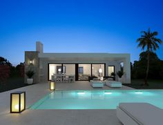 http://www.montesinosestate.com/en/property/V1621 Montesinos Falcon Real Estate offer you this fantastic villas  in Moraira, Pinar de Abogat, Costa Blanca .It will  be built in high quality on a flat plot of 830m2 located just 900 meters from the town of Moraira and all its services. The villa has 3 bedrooms, 2 bathrooms, living / dining room, kitchen, A / C, pool and barbecue. All finishes are top quality. The development has a total of 16 plots.  For more Information please contact our…