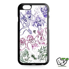 Villain Drawing iPhone 6 Case | iPhone 6S Case