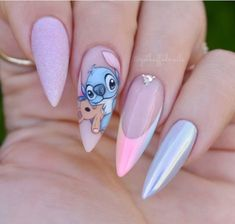 """""""your success is our reward"""" – Ugly Duckling Nails Inc. Beautiful nails by Ugly Duckling Family Member Sarah Elmaz 😍 Ugly Duckling Nails is dedicated to keeping love, support, and positivity flowing in our industry ❤ Disney Acrylic Nails, Summer Acrylic Nails, Best Acrylic Nails, Summer Nails, Disney Nails Art, Best Nails, Acrylic Art, Spring Nails, Cute Nails"""