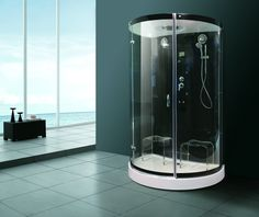 Monalisa M 8260 Luxury Home Hotel Villa Steam Enclosure Steam Shower Room  Steam Bathroom European Steam Cabin Popular Shower Wet Steam Room Dimensiu2026