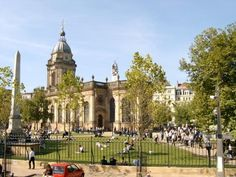 St Philips Cathedral in the city centre! I remember walking through here after going to a club. Birmingham Cathedral, Places Around The World, Around The Worlds, Sutton Coldfield, Birmingham England, West Midlands, Place Of Worship, Air Travel, Stunning View