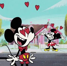 Mickey Mouse Shorts, Mickey Mouse And Friends, Mickey Minnie Mouse, Minnie Mouse Pictures, Disney Pictures, Mickey Mouse Wallpaper, Disney Mouse, Storyboard Artist, Walt Disney Studios