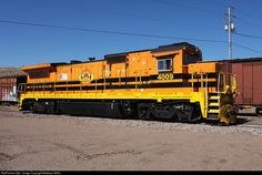 RailPictures.Net Photo: AZER 4009 Arizona Eastern Railway GE B40-8 (Dash 8-40B) at Globe, Arizona by Matthew Griffin