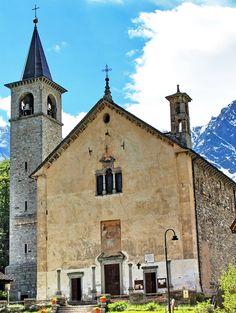 MACUGNAGA (Piemonte) - Italy - by Guido Tosatto