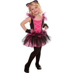 Walmart kitty costume