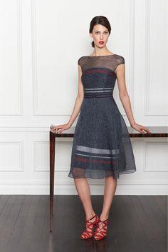 Carolina Herrera Pre-Fall 2013 - Collection - Gallery - Style.com