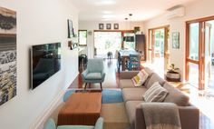 House Tour: A Brightened Family House in Australia | Apartment Therapy