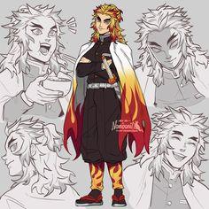 Anime Demon, Manga Anime, Anime Art, Slayer Meme, Demon Slayer, Blue Exorcist, Cowboy Bebop, Inu Yasha, Demon Hunter