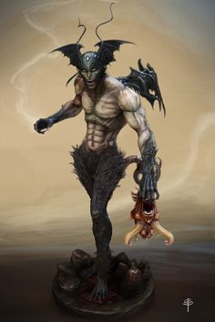 Devilman, Giorgio Palombi (Original Artwork Katsuya Terada)