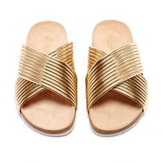 Loeffler Randall | Petra Cross Strap - Sandals | Loeffler Randall