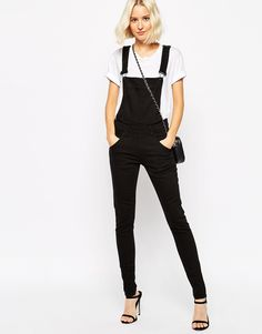 Image 4 of Cheap Monday Skinny Overall