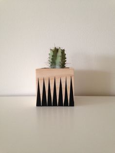 Succulent/Cactus Mini Planter by TheLittleRedCabin on Etsy, $23.00