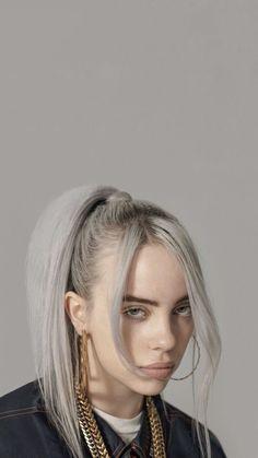 Billie eilish' poster by sheilas-uncle in 2019 products bill Billie Eilish, Chica Cool, Videos Instagram, Album Cover, Her Music, Celebs, Celebrities, Portrait, Celine Dion