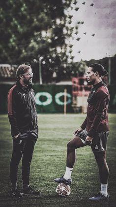 Liverpool Champions League, Premier League Champions, Ynwa Liverpool, Liverpool Football Club, Football Is Life, Football Players, Steven Gerrard, Van Djik, Juergen Klopp