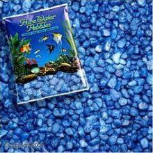 Pure Water Pebbles Premium Fresh Water Aquarium Substrate - 50 lbs (Set of 2) Color: Marine Blue  $17
