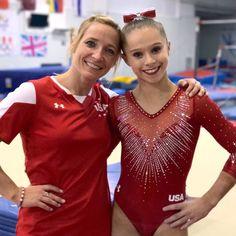 Ragan Smith and Coach Gymnastics Videos 0a2600426