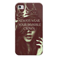 iPhone 6 Plus/6/5/5s/5c Case - Im a princess ($30) ❤ liked on Polyvore featuring accessories, tech accessories, phone cases, phone, iphones, tech, apple, iphone case, apple iphone cases and iphone cover case