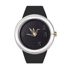 odm : 0 Degree watch paper crane black   Sumally (サマリー)