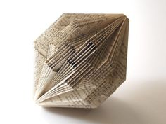 Folded used book 'Colomba' by Nicholas Jones