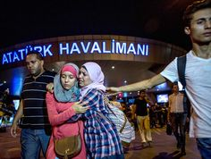Istanbul airport attack - The Boston Globe