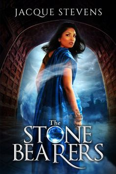 The Stone Bearers Jacque Stevens Fantasy Cover
