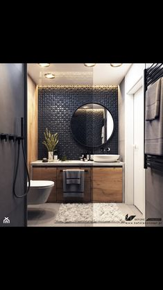 Bathroom Design Luxury, Bathroom Layout, Modern Bathroom Design, Home Interior Design, Upstairs Bathrooms, Dream Bathrooms, Beautiful Bathrooms, Bathroom Renos, Small Bathroom