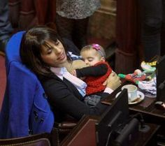 Feeling a little nervous about breastfeeding in public? Let Victoria Donda Perez show you how it's done.