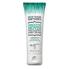 Not Your Mother's Smooth Moves Frizz Control Hair Cream - 4 fl oz