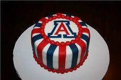 University of Arizona Cake