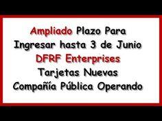 DFRF Enterprises Es una Empresa Pública | DFRF Enterprises LLC