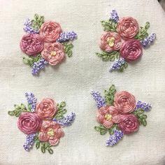. 오늘도 #핑크핑크 #pink  . #프랑스자수 #손자수 #꽃자수 #꽃 #자수타그램 #embroidery #handmade #handstitch  #프롬유_자수일기