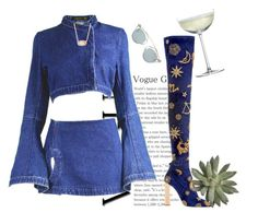 """""""Joy ."""" by vri0t ❤ liked on Polyvore featuring Alexander McQueen, Kendra Scott, Christian Dior and Crate and Barrel"""