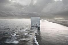 Seokmin Ko ouvre une fenêtre sur d'autres dimensions photo série The Square