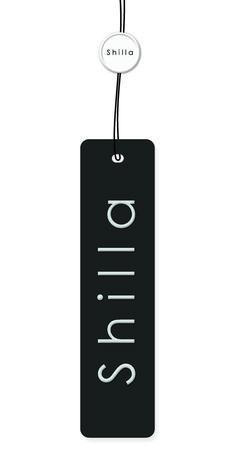Shilla Swing Tag Design Source by minxmouse Graphic Design Branding, Label Design, Lettering Design, Box Design, Packaging Design, Hangtag Design, Swing Tag Design, Price Tag Design, Swing Tags