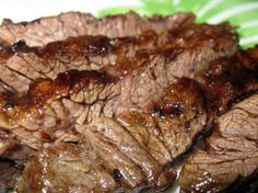 Entrana Argentinean Skirt Steak) Recipe