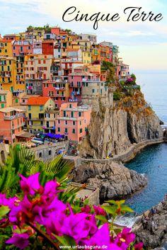Kennt ihr Cinque Terre, Italiens schönsten Küstenabschnitt? Bilder, die zum Träumen einladen!