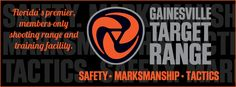 Gainesville Target Range | Florida's premier, members-only, shooting range and training facility | Safety, Marksmanship, Tactics Shooting Sports, Shooting Range, Shooting Clothing, Guns And Ammo, Concealed Carry, Emergency Preparedness, Law Enforcement, Sports News, Firearms