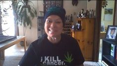 Joanne Crowther's Story: Beating lymphoma with Cannabis Oil #StonedTube