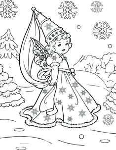 Free Printable fairy coloring pages. Fun and adorable coloring pages for fairy lovers. Fairy Coloring Pages, Free Coloring Pages, Free Printables, Kindergarten, Blog, Fun, Aesthetics, Toys, Decor