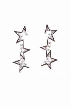 CERISE SILVER EARRING http://ruegembon.com/product/cerise-silver-earring