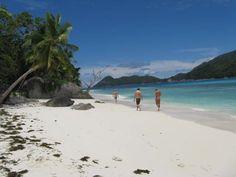 Island off Mahe